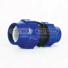 Rucika Black Reducing Coupler